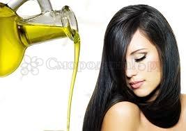 Смородиновое масло для волос