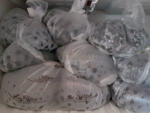 Хранение замороженной смородины