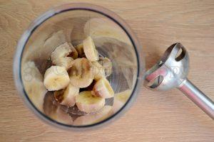 Добавляем банан
