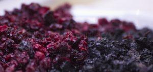 Польза сушеных ягод смородины